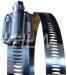 Hi torque hose clamp