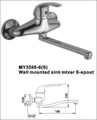 mount walls tap