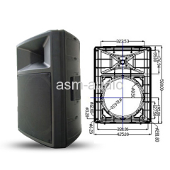ABS SPEAKER CABINETS