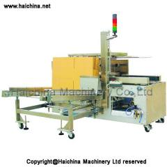Carton Erecting Machine