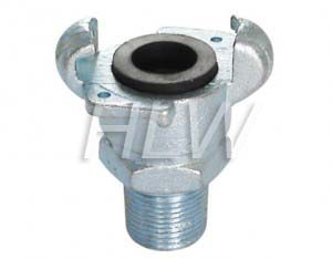 Air hose coupling USA type