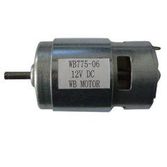 DC Motor WB775-06 0-36V DC 75-275W