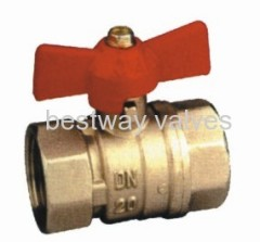 Brass Ball Valve forged