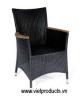 PE Rattan Chair