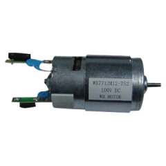 Synchronous and Electrical DC Motor
