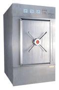 Pulsant vacuum sterilizers of manual door series