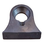 Precision split type bearing housing