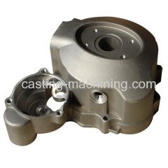 custom metal die casting components