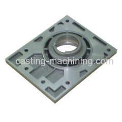 aluminium alloy die casting parts of machinery
