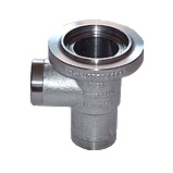 carbon steel precision press fittings for steel pipe