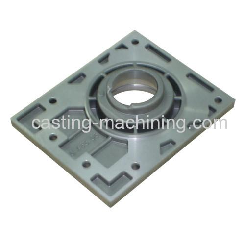 custom aluminum die casting machinery spare parts