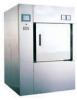Mechanized door pulsant vacuum sterilizer