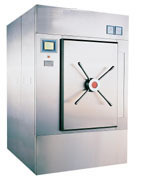 Stainless Steel Single Door Pulsant Vacuum Sterilizer