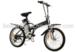 Shimano 6 speeds Electric Bicycle