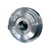 steel alloy small furniture caster wheels