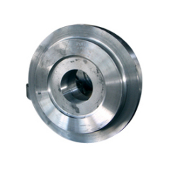 steel alloy large diameter caster wheels