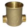 copper pipe compression fittings dimensions
