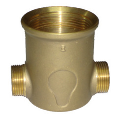precision stainless grooved pipe fittings