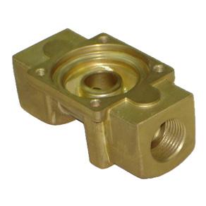 custom standard precision brass components