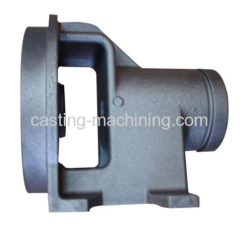 sand casting journal bearing pedestal