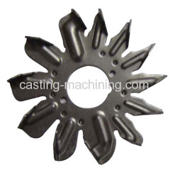 alloy steel oem lawn tractor parts