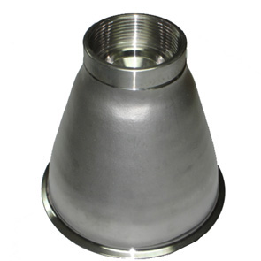 precision stainless exhaust pipe reducer