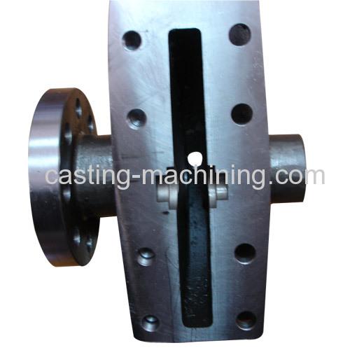 high pressure gate valve spare parts