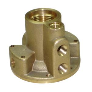 custom brass cast plumbing fittings