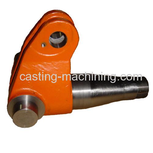 casting custom construction parts