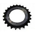 carbon steel precision casting ring gear