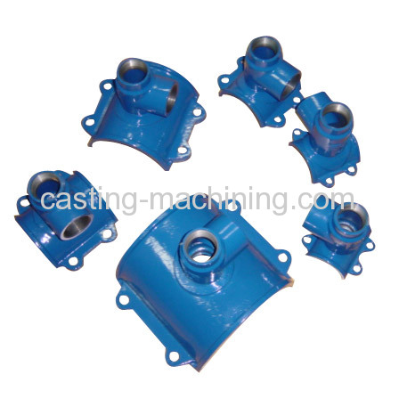 sand casting valve housing