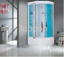 Acrylic Massage Steam Shower Room