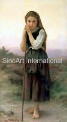 Classic Figure Oil Painting