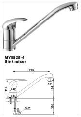 kitchen sinks taps