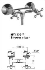 Shower Faucets Mixers HMT