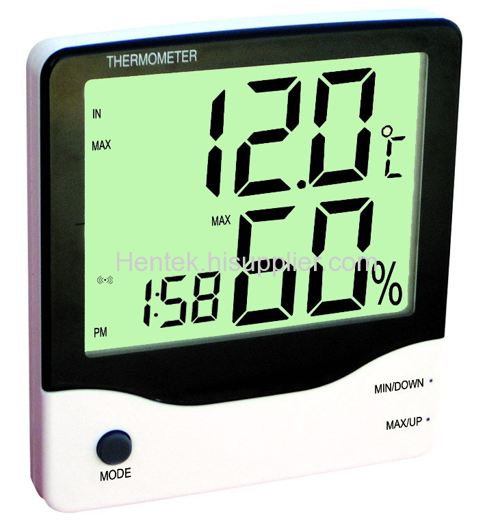 outdoor digital thermometers