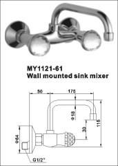 vessel faucets mixer