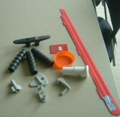 Auto Connector Plastics Parts