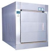 Manual Door Ampoule Leak-hunting Sterilizer (Double Door)