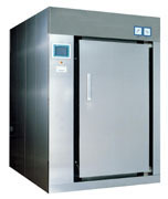Pharmaceutical Ampoule Sterilizer (Mechanized Double Door)