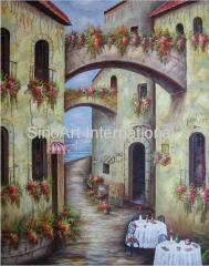 Impressionism Landscape Oil Painting