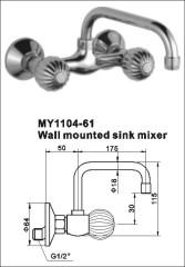 copper taps