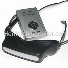 Digital video eyewears