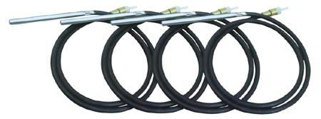 vibrator pipe