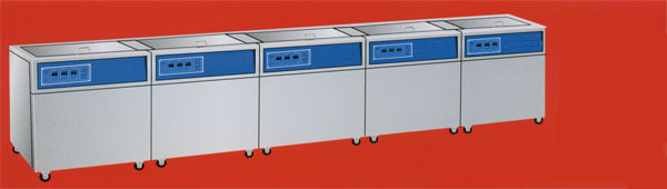 Numerical Control ultrasonic cleaners