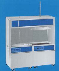Medical Numerical Control Double-tank Full-automatical Ultrasonic Cleaner