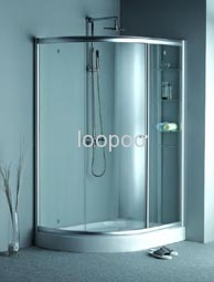 Simplized  Shower Room