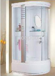Acrylic Massage Steam Shower Rooms