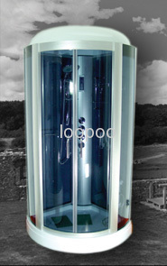 shower steam unit