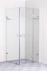 Frameless Shower Room